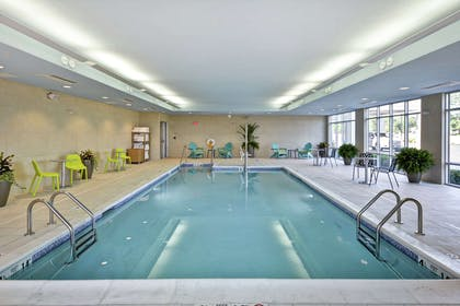 Pool | Home2 Suites by Hilton Queensbury Glens Falls