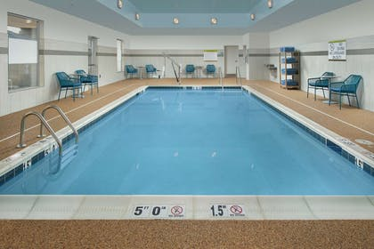 Pool | Home2 Suites by Hilton Charlottesville Downtown