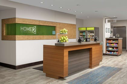 Reception | Home2 Suites by Hilton Charlottesville Downtown