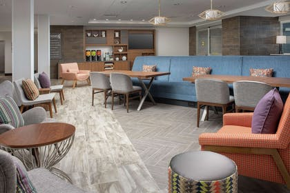 Lobby | Home2 Suites by Hilton Charlottesville Downtown