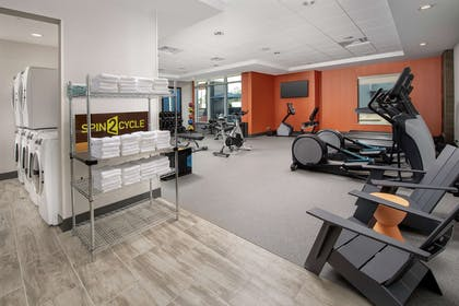 Health club | Home2 Suites by Hilton Charlottesville Downtown