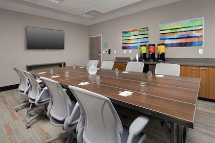 Meeting Room | Home2 Suites by Hilton Charlottesville Downtown