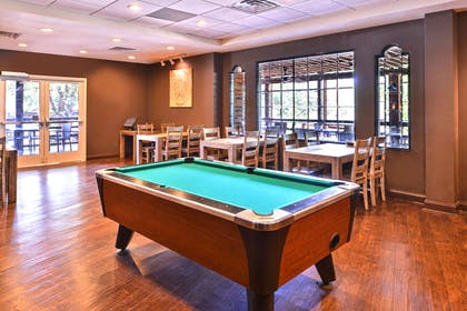 Pool Table | Red Lion Hotel San Angelo