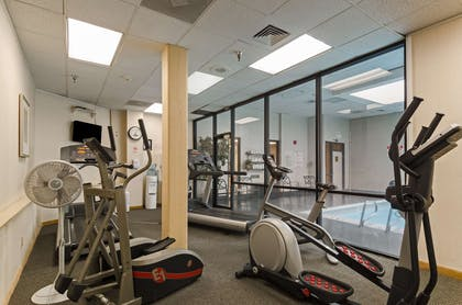 Fitness Center | Red Lion Hotel & Conference Cheyenne