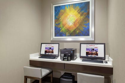 Business Center | Hilton Garden Inn Waco