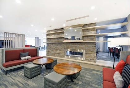 Lobby | Homewood Suites by Hilton Athens