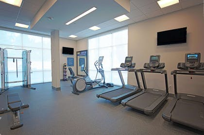 Health club | Hampton Inn & Suites Asheville Biltmore Area, NC