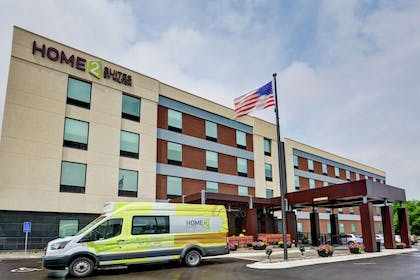 Exterior   Home2 Suites by Hilton Rochester Mayo Clinic Area