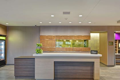 Reception   Home2 Suites by Hilton Rochester Mayo Clinic Area