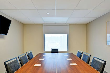 Meeting Room   Home2 Suites by Hilton Rochester Mayo Clinic Area