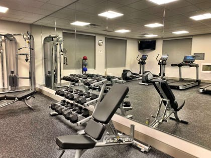 Fitness Center | Best Western Premier Hotel at Fisher's Landing