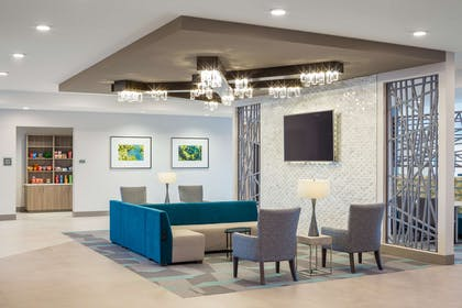 Lobby | Best Western Premier Hotel at Fisher's Landing