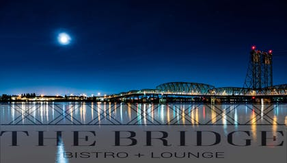 The Bridge Bistro Lounge Logo | Best Western Premier Hotel at Fisher's Landing