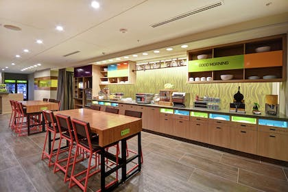 Restaurant   Home2 Suites by Hilton Gilbert
