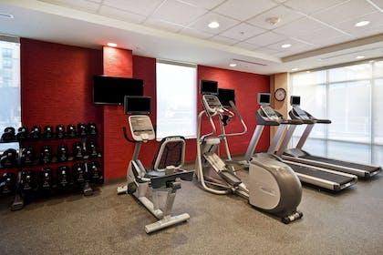 Health club fitness center gym   Home2 Suites by Hilton Gilbert