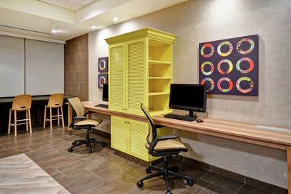 Business Center   Home2 Suites by Hilton Gilbert