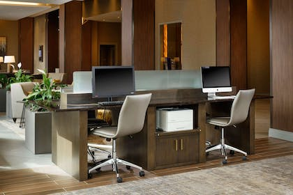Business Center | Embassy Suites by Hilton South Bend at Notre Dame