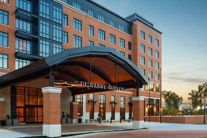 Exterior | Embassy Suites by Hilton South Bend at Notre Dame