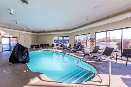 Indoor pool | Quality Inn & Suites Southport