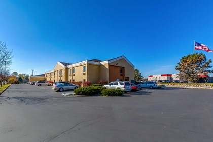 Hotel exterior | Quality Inn & Suites Southport