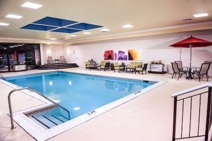 Pool - indoor | Kirkley Hotel Trademark Collection by Wyndham