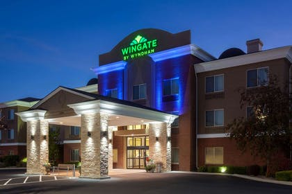 Exterior   Wingate by Wyndham Moses Lake