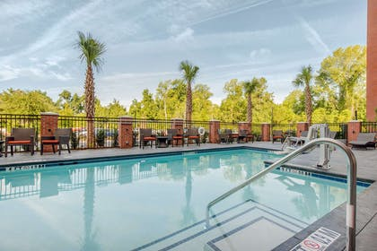 Outdoor pool | Cambria Hotel Mount Pleasant – Charleston
