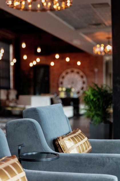 Lobby | The Foundry Hotel Asheville, Curio Collection by Hilton