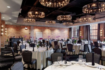 Meeting Room | The Foundry Hotel Asheville, Curio Collection by Hilton