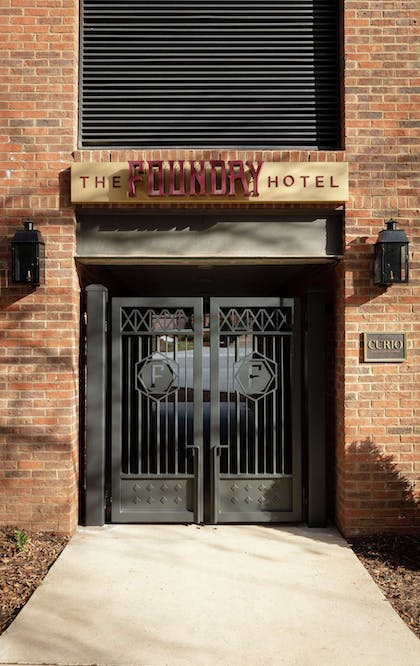 Exterior | The Foundry Hotel Asheville, Curio Collection by Hilton