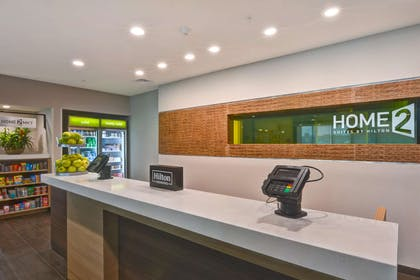 Reception | Home2 Suites by Hilton Hot Springs