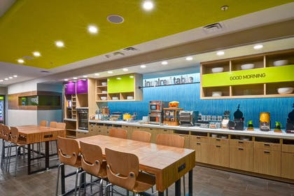 Restaurant | Home2 Suites by Hilton Hot Springs