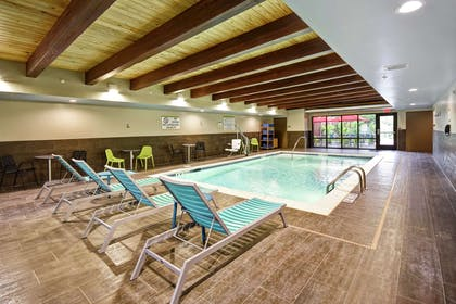 Pool | Home2 Suites by Hilton Frankfort