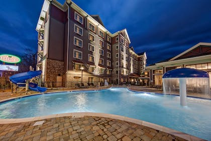 Pool | Black Fox Lodge Pigeon Forge, Tapestry Collection by Hilton