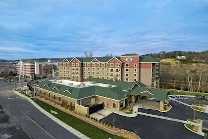 Exterior | Black Fox Lodge Pigeon Forge, Tapestry Collection by Hilton
