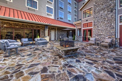 Recreational Facility | Black Fox Lodge Pigeon Forge, Tapestry Collection by Hilton