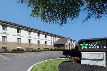 Exterior   Extended Stay America Dayton - South