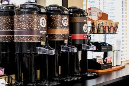 Coffee Station | Extended Stay America - Greenville - Haywood Mall