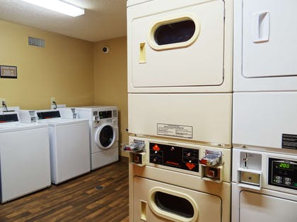 On-Premise Guest Laundry | Extended Stay America - Raleigh - Cary - Harrison Ave.