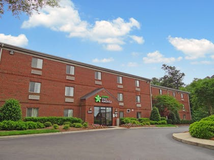 Exterior | Extended Stay America - Raleigh-Research Triangle Park-Hwy54