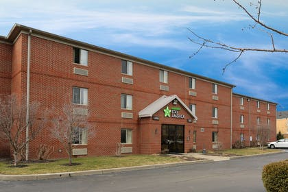 Exterior | Extended Stay America - Evansville - East