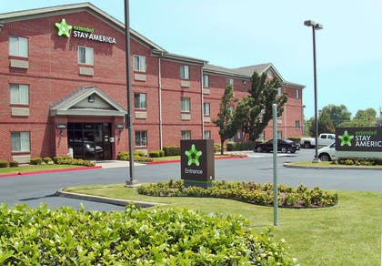 Exterior | Extended Stay America - Tulsa - Midtown