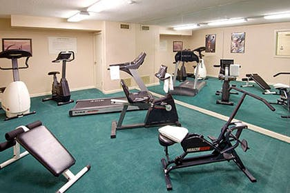 On-Site Fitness Facility   Extended Stay America - Cleveland - Great Northern Mall