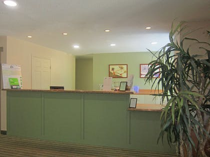 Lobby and Guest Check-in   Extended Stay America, Houston, Northwest HWY 290, Hollister