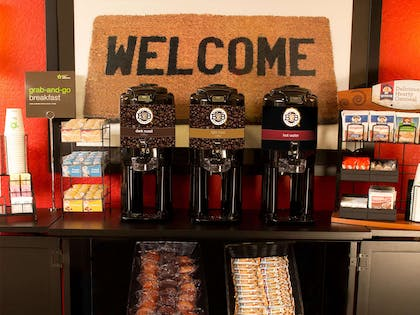 Free Grab and Go Breakfast   Extended Stay America, Houston, Northwest HWY 290, Hollister