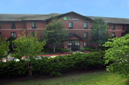 Exterior | Extended Stay America - Little Rock - West Little Rock