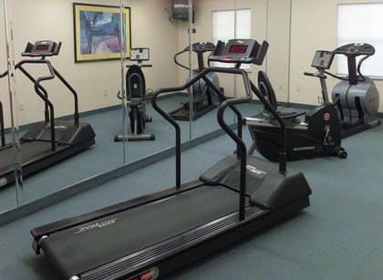 On-Site Fitness Facility | Extended Stay America - Cleveland - Middleburg Heights