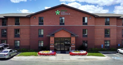 Exterior   Extended Stay America - Omaha - West