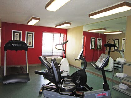 On-Site Fitness Facility | Extended Stay America - Houston - Med Ctr - NRG Park - Kirby