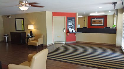 Lobby and Guest Check-in | Extended Stay America Houston - Westchase - Westheimer